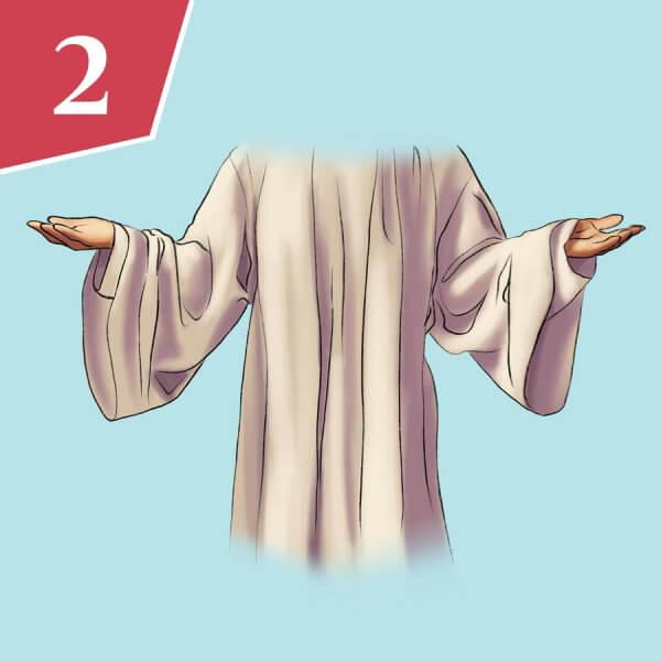 """""""Eu sou a luz, a porta e o pastor"""""""